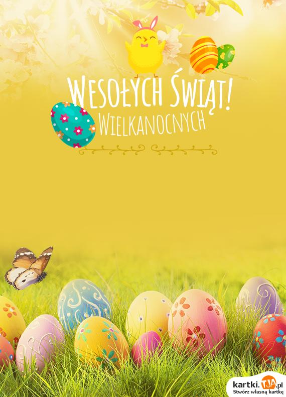 Dzwon wesoło się rozlega,<br>pieśń potężna <a href=http://zyczenia.tja.pl/swiateczne title=świat>świat</a> obiega.<br>Oby serce też zostało<br>napełnione dzisiaj chwałą<br>i tętniącym życiem wiosny<br>w zmartwychwstania dzień radosny.