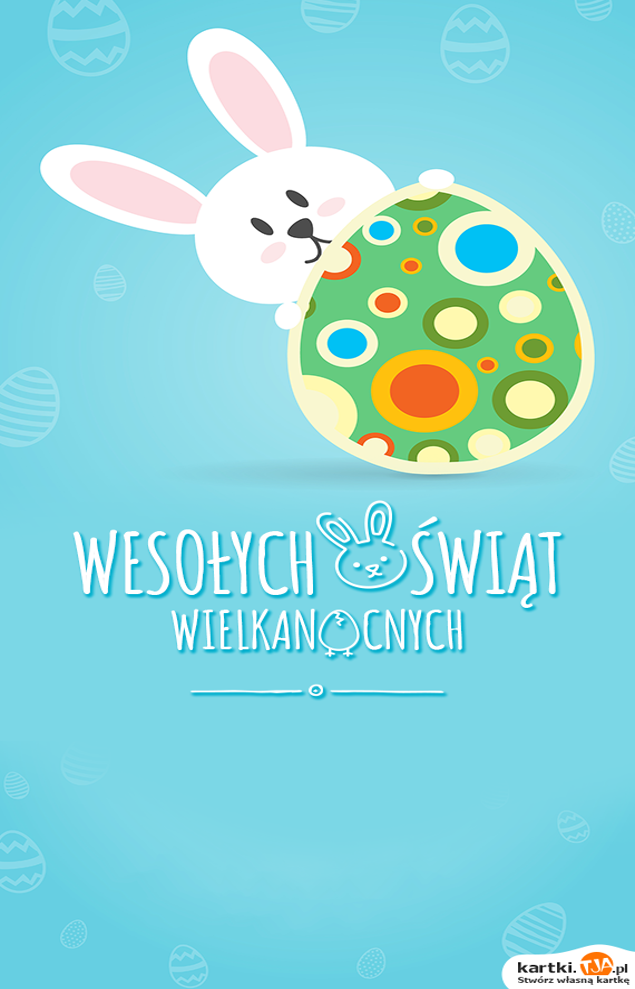 Zaprosimy króliczka i baranka,<br>na śniadanie dla nich będzie owsianka,<br>a dla Ciebie mój urwisie,<br>zrobię pyszny kisiel.<br>A dla taty wezmę kwiaty,<br>a mamie buziaka damy<br>wszystko zrobię dla Was.<br>Więc te <a href=http://zyczenia.tja.pl/swiateczne title=święta>święta</a>, choć tak krótkie,<br>przejdą w radości, a nie ze smutkiem.